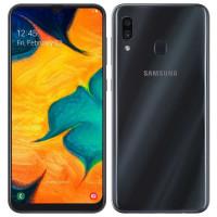 Смартфон Samsung Galaxy A30 3/32GB, черный