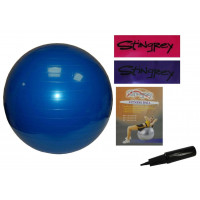 Мяч для аэробики Stingrey, диаметр