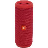Колонка беспроводная JBL Flip 4 JBLFLIP4RED Red