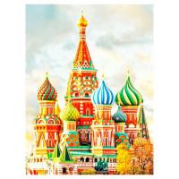 Картина по номерам Храм Василия