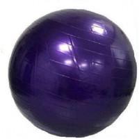 Мяч гимнастический, 75 см, фиолетовый