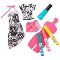 Набор Сделай моду Barbie + Crayola FPW13