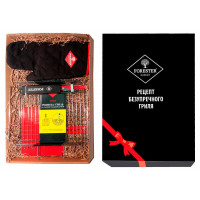 Подарочный набор Forester «Рецепт безупречного
