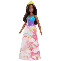 Кукла Барби Волшебная принцесса Barbie FJC98