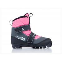 Ботинки беговые Fischer SNOWSTAR PINK, размер 30