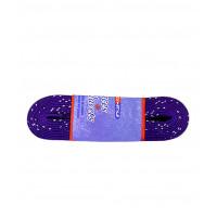 Шнурки с пропиткой, фиолетовые, 244см