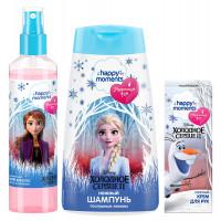 Набор подарочный детский «Шампунь + Спрей для волос