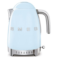 Чайник SMEG KLF04PBEU, пастельный голубой