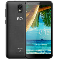 Смартфон BQ Mobile Velvet 2 5302G, черный