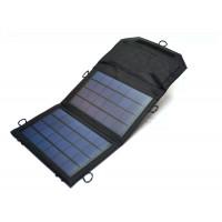 Зарядное устройство «AUTOLUXE» на солнечных батареях,