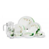 Сервиз обеденный Luminarc White Orchid, 44 предмета