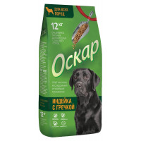 Сухой корм для собак «Оскар»,