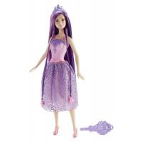 Кукла «Принцесса с длинными волосами» Barbie цвет