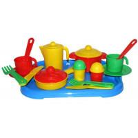 Набор посуды Настенька на две персоны Полесье
