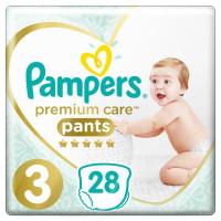 Трусики Premium Care Pampers, размер 3,