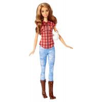 Кукла «Барби фермер, серия Кем быть?» Barbie,