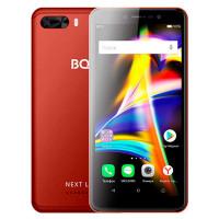 Смартфон BQ 5508L Next, красный