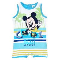 Боди для малышей голубое «Mickey» Sun City