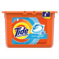Капсулы для стирки «C прикосновением аромата Lenor» Tide,