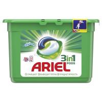 Капсулы для стирки «Горный Родник» 3в1 Ariel