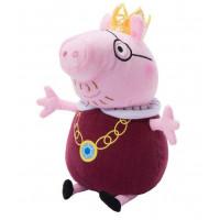 Мягкая игрушка «Папа Свин король» Peppa Pig,