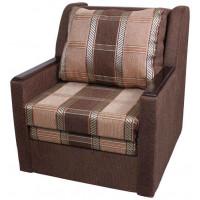 Кресло кровать «Соло», коричневый