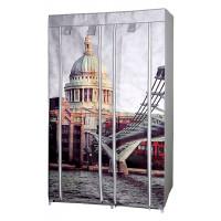 Шкаф чехловой для одежды «Рим», 87х44х156 см