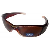 Туристические очки Blast, цвет коричневый