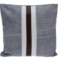 Декоративная подушка, 40х40 см, серая
