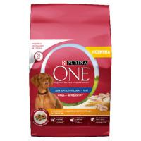 Сухой корм Purina ONE для взрослых собак