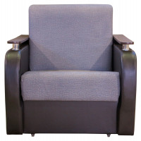 Кресло кровать «Гранд Д 70», аккордеон, Твист Bl/Marvel