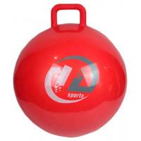 Мяч попрыгун с ручкой Z Sports,