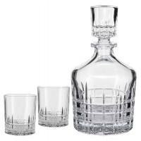 Набор для виски, Декантер с 2 бокалами