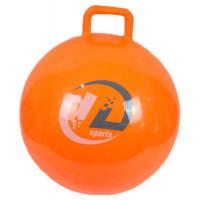 Мяч попрыгун Z Sports с ручкой,