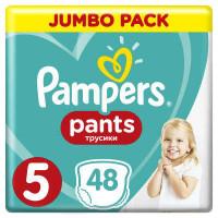 Трусики Pampers Pants 5 (12 17