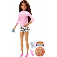 Кукла Барби Няня Barbie FHY92
