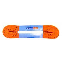 Шнурки с пропиткой Texstyle оранжевые, 244 см