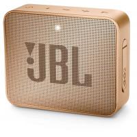 Портативная акустика JBL Go 2, шампань