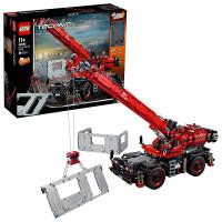 Конструктор LEGO Technic 42082 Подъёмный кран