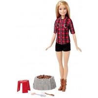 Кукла «Отдых на природе» Barbie, FDB44