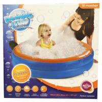 Детский надувной бассейн с пеной, 105х23см