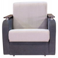 Кресло кровать «Гранд Д 70», аккордеон, Vital dave/grafit
