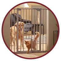 Перегородка дверь Savic Dog Barrier для собак,
