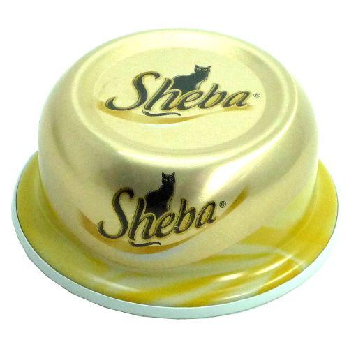 Корм для кошек SHEBA Соте и куриных грудок конс. 80г