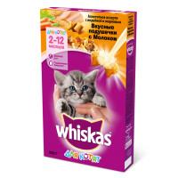 Корм для котят Whiskas подушечки