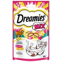 Лакомство для кошек Dreamies говядина и