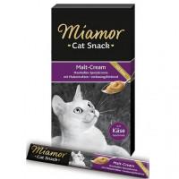 Лакомство для кошек Miamor Мальт крем