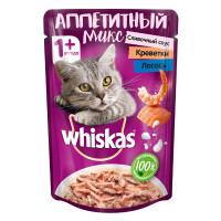 Корм для кошек Whiskas Микс