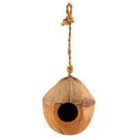 Домик для птиц TRIOL из кокоса,
