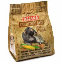 Корм для грызунов DAJANA Country Mix